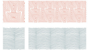 Moduli Pattern-wedding